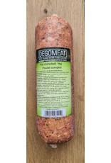 Vers vlees (KVV) voor de hond | Degomeat | Kip compleet | 1000 gram