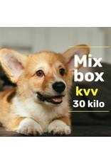 Mixpakket 30 kilo