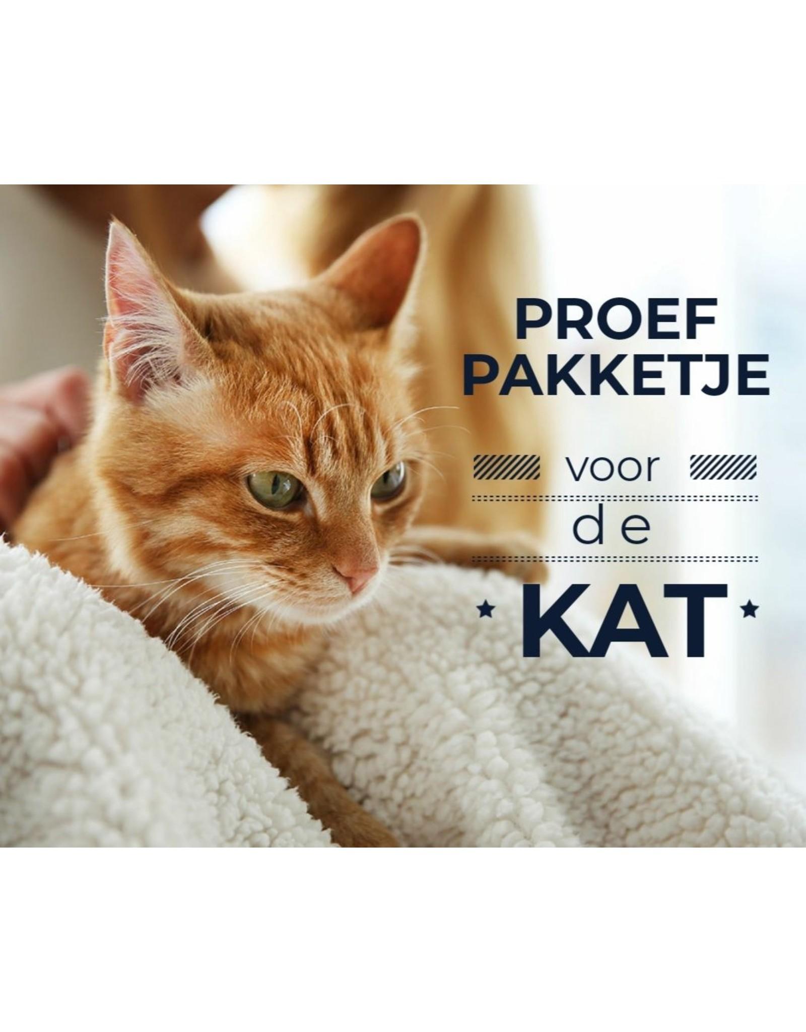 Proefpakketje Katten Brokken