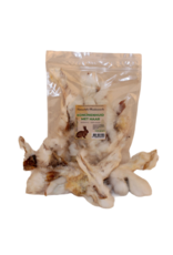 Konijnenhuid Met Vacht | 200 gram