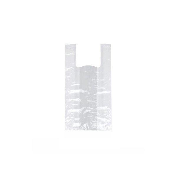 Hemddraagtassen. 25+12x50 cm. LDPE. 30 my. transp.. 1000 stuks