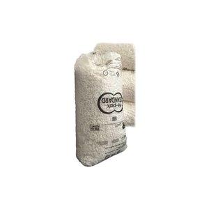 Loose foam filling, white, 8 shape, 500 liter