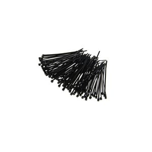 Cable ties, 530x4,8mm, Black