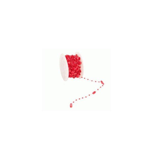 Hartjes kettinglint 10 mm/10 mtr in 2 kleuren