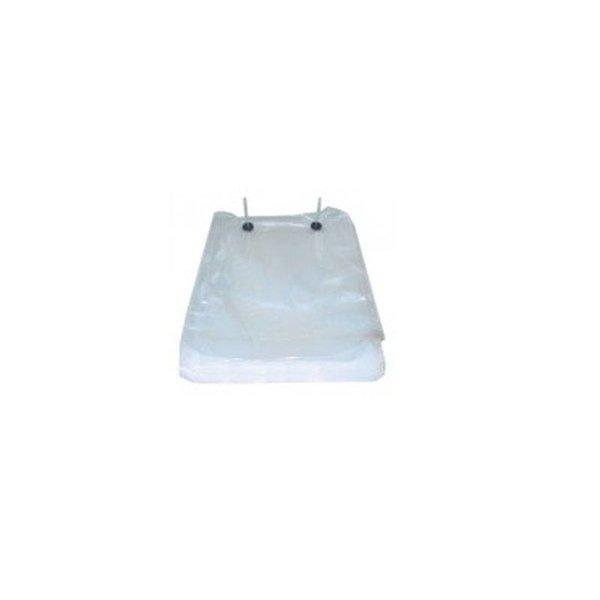 Micro perforatiebeugelzak, 30my, met sluitkoord (1000 st)
