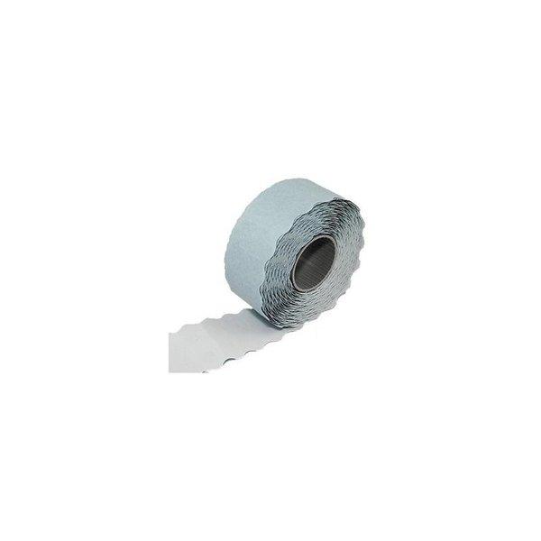 prijsetiket 26 x 16 mm wit permanent THT/prod.datum