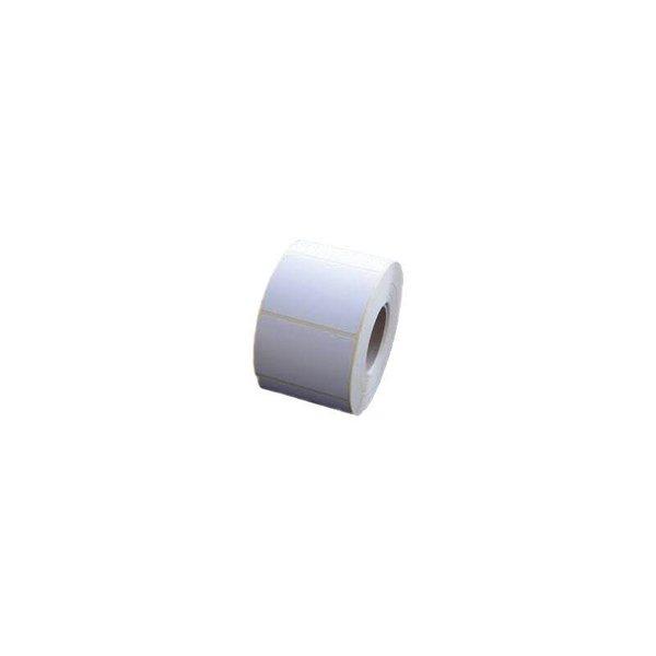 Thermo weegschaal etiket 58 x 43mm 1000st. per rol.