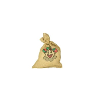 Burlap Pieten bag, 20 pieces
