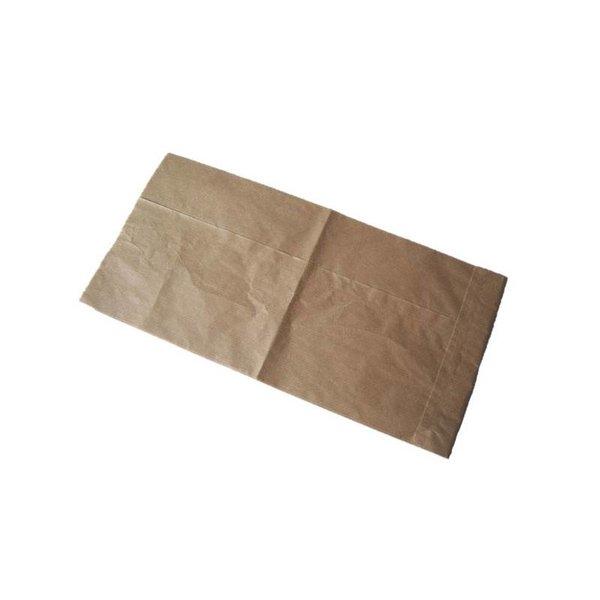 Suiker zak, 5 pond,  13x33x2+4cm, bruin