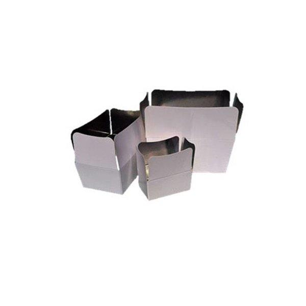 Bonbon boxes, white, various sizes