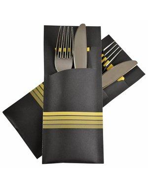 Striped design Pochetto, 520 pieces