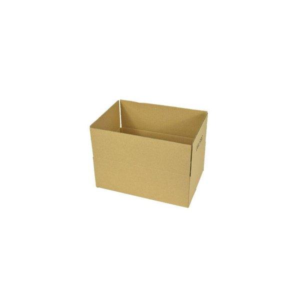 A-box, 30.5 x 10 x 22 cm, brown, 25 pieces