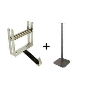 Pull-N-Pak hanging dispenser and / or standard