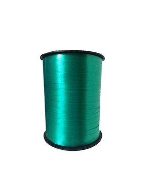 Curl ribbon, Green / Emerald