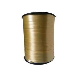 Curl ribbon, Gold