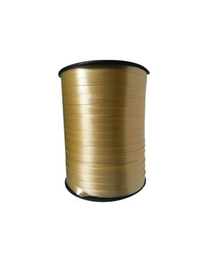 Curl ribbon, Gold