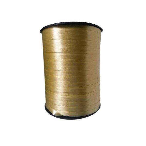 Krullint, Goud, 5 mm breed