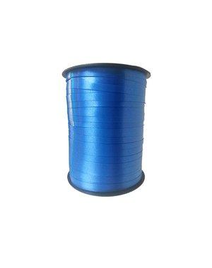 Curl ribbon, Blue