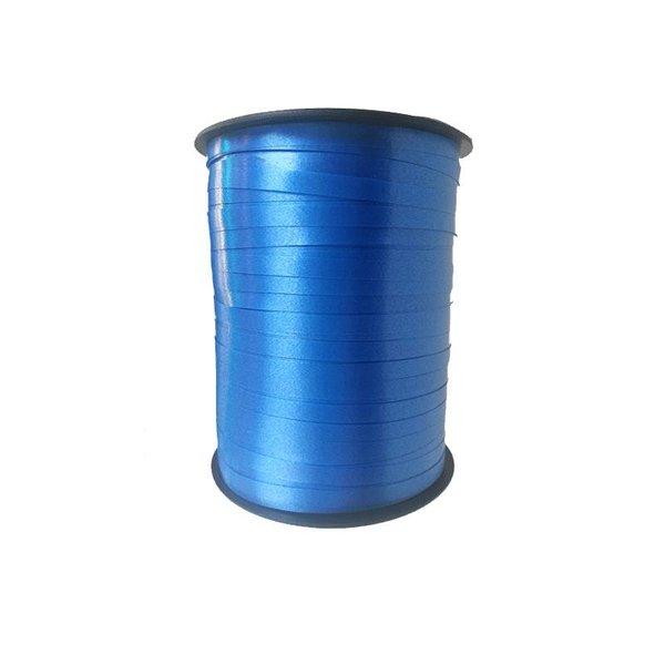 Krullint, Blauw, 5 mm breed