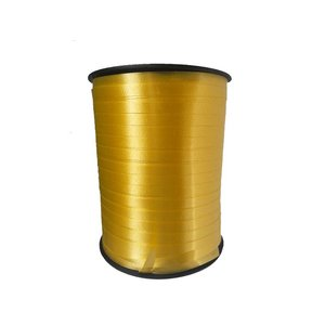 Curl ribbon, Dark yellow