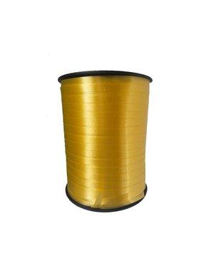 Curl ribbon, Dark yellow