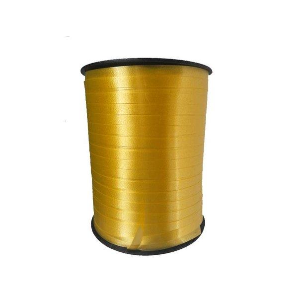 Krullint, Donker geel, 5 en 10 mm breed