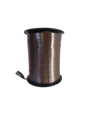 Curl ribbon, Brown