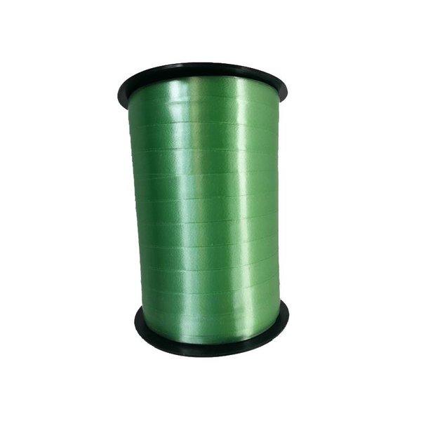 Krullint, Nile (pastel groen), 10 mm breed