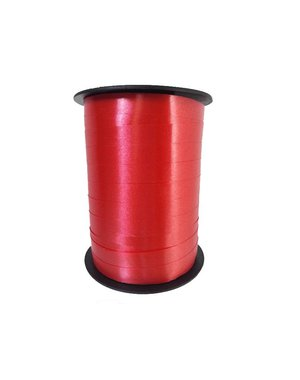 Curl ribbon, Red
