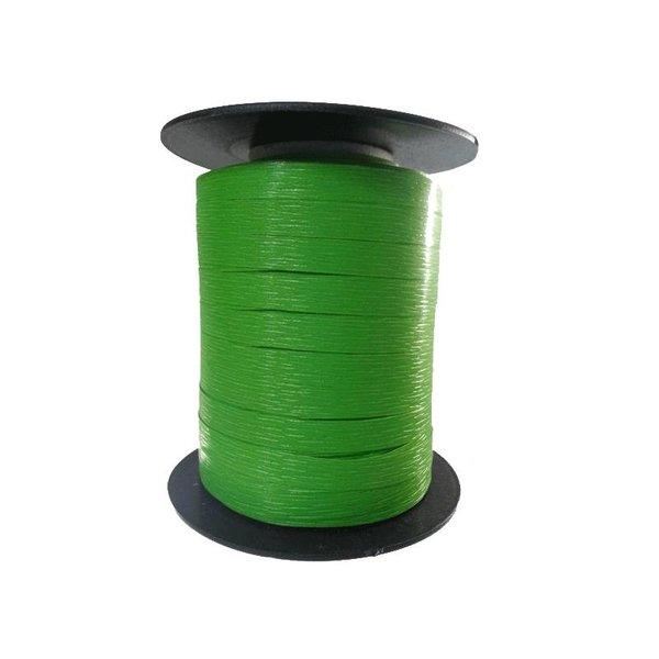 Krullint, paperlook, appel groen, 7,5mm x 200m