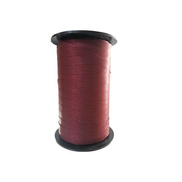 Krullint, paperlook, Bruin, 7,5mm x 200m