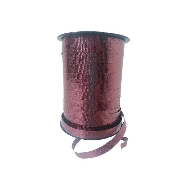 Krullint, Metallic Wave, Bordeaux , 10mm