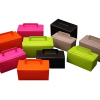 Bonbon box, incl handle