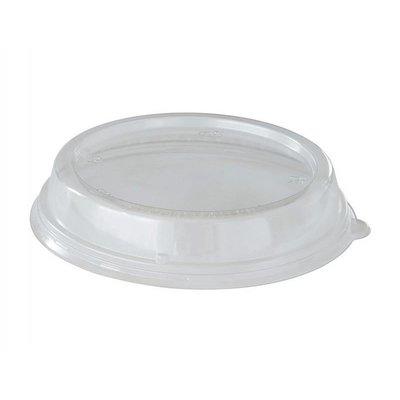 Deksel rPET Transparant t.b.v. Bagasse Bowl  900 ml& 1200 ml, 169212 & 169213