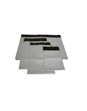 Shipping bag, 23 x 32.5+4 cm, 50my