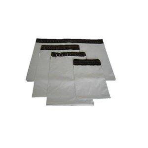 Shipping bag, 32 x 42 + 4 cm, 50my