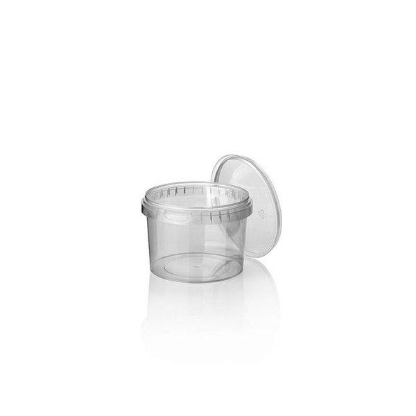 PP cup, Ø 118, met garantiesluiting, 565 ml