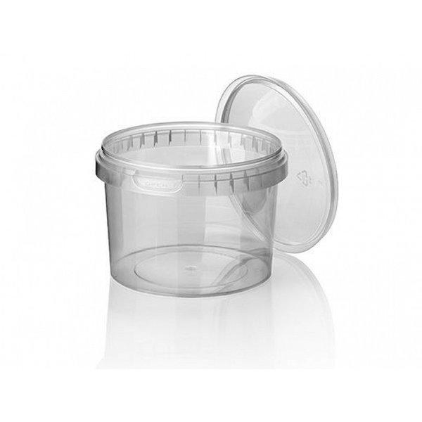 PP cup, Ø 95, met garantiesluiting, 365 ml