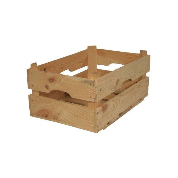 Houten kistje 39x26x17 cm