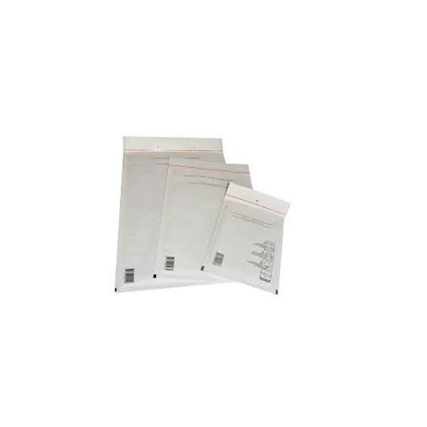 Air cushion envelopes A6, 100 pieces, available in 3 sizes