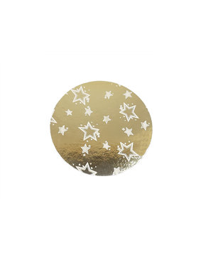 "Westland Verpakkingen Transparante inpakfolie ""Stars"""