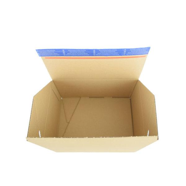 Autolock box M, brown,  310x230x160mm