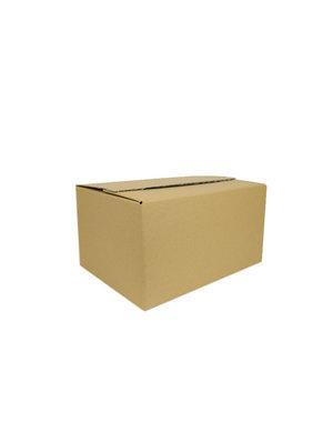 Autolock box L, brown, 400x260x260 mm, 10 pieces