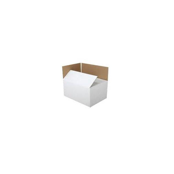 A-doos 39,4x29,4x17 cm, wit, 30 stuks