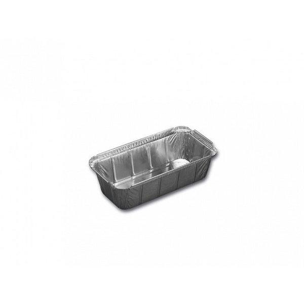 Aluminum container, 911 ml