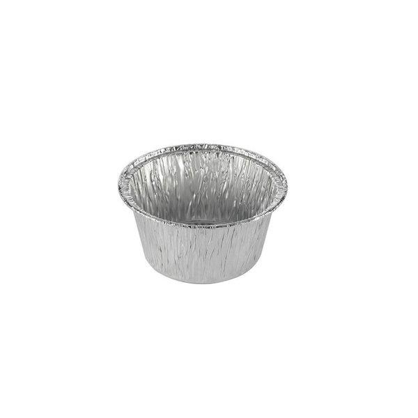 Aluminium bakjes, 106 ml