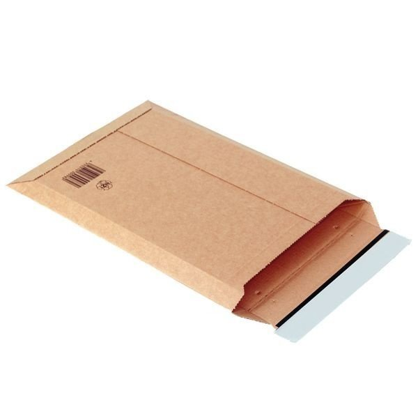 Kartonnen enveloppen 187x282x28mm,