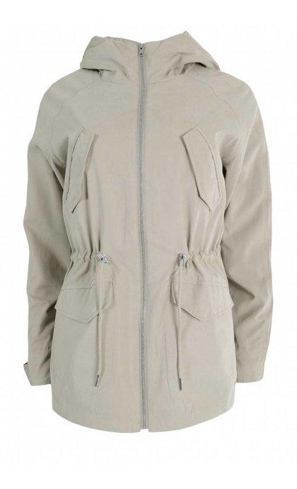 Elvine Ebba Taupe Summer Jacket