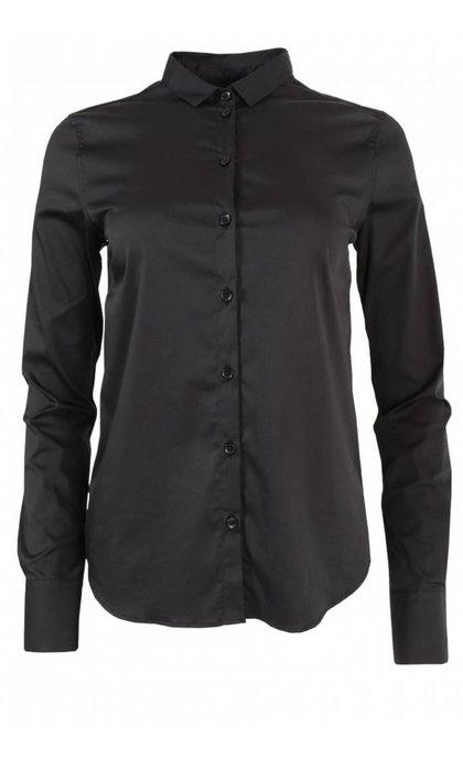 Mos Mosh Tilda Shirt Black