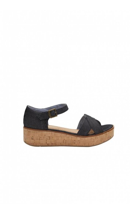 Toms Harper Black Denim